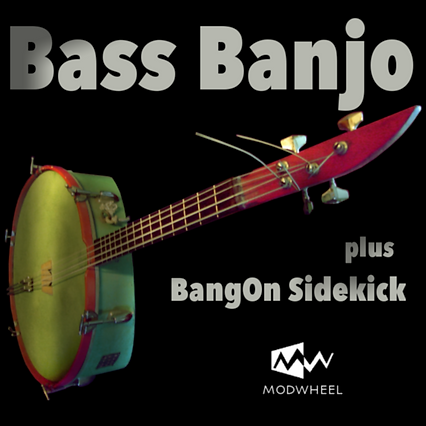 Bass Banjo by Modwheel