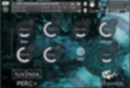 PERC+ Kontakt GUI Modwheel