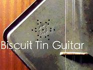 biscuit tin guitar string instrument