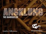angklung bamboo percussion