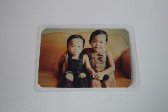 Laminated Wallet Photos
