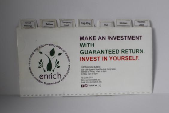 Enrich Envelope