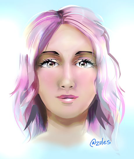 Random portrait