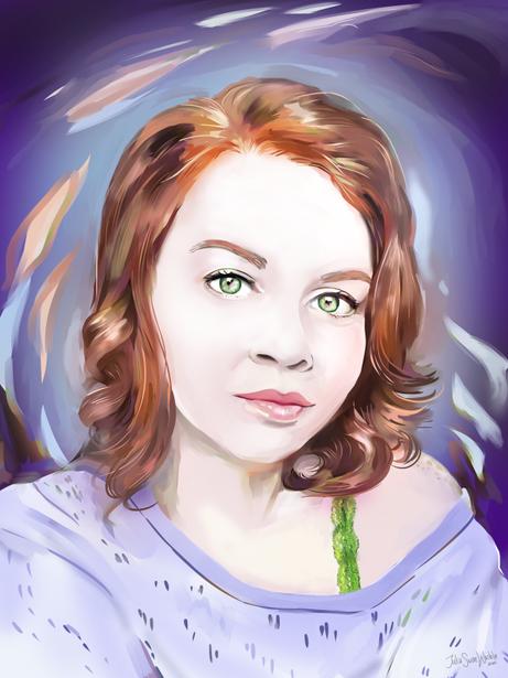 Shenoa Portrait