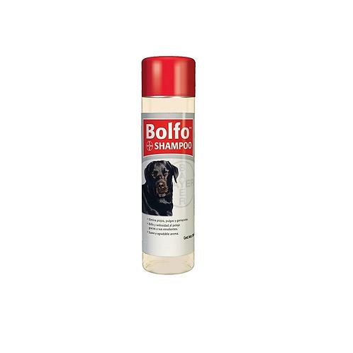 Shampoo bolfo para perro