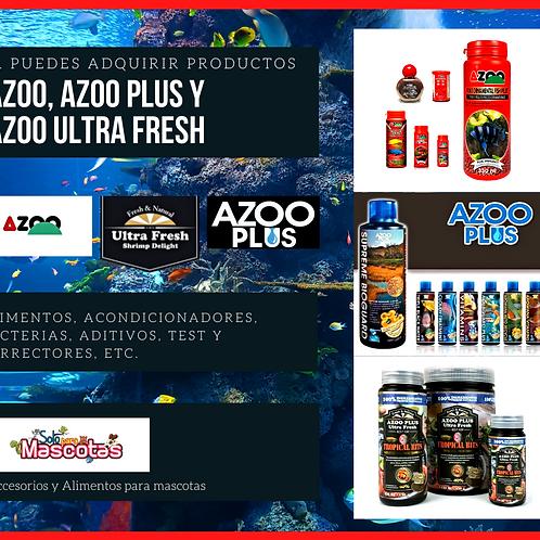 Alimentos y accesorios Azoo