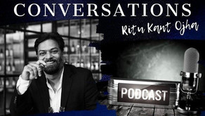 Accidental Angel Investor, Silicon Valley Startups, Simple M&A and more - My Real Conversations pod