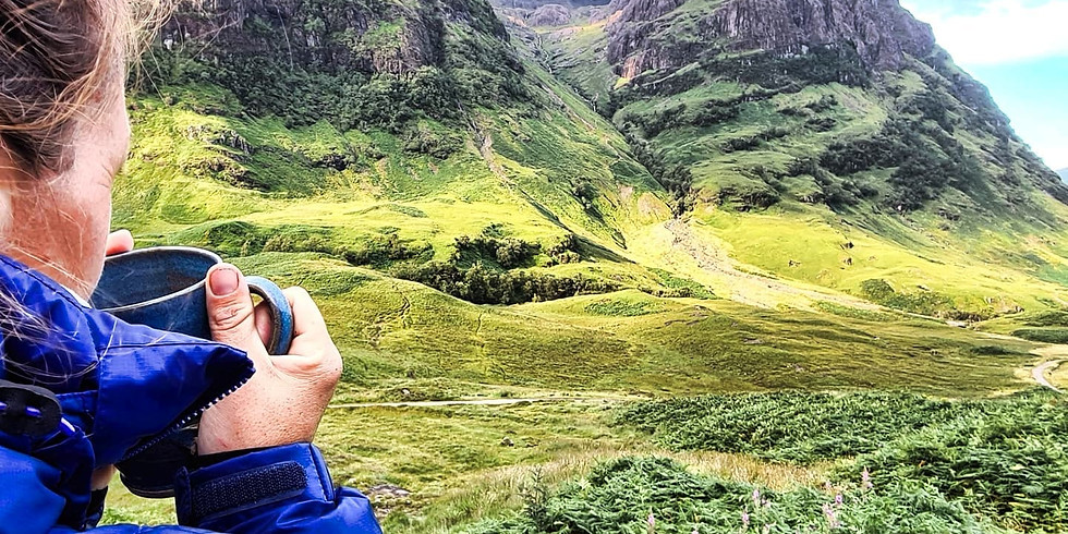Highland Hikes - Glencoe Adventure