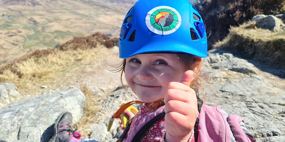 Family Mountain Adventure - Wales