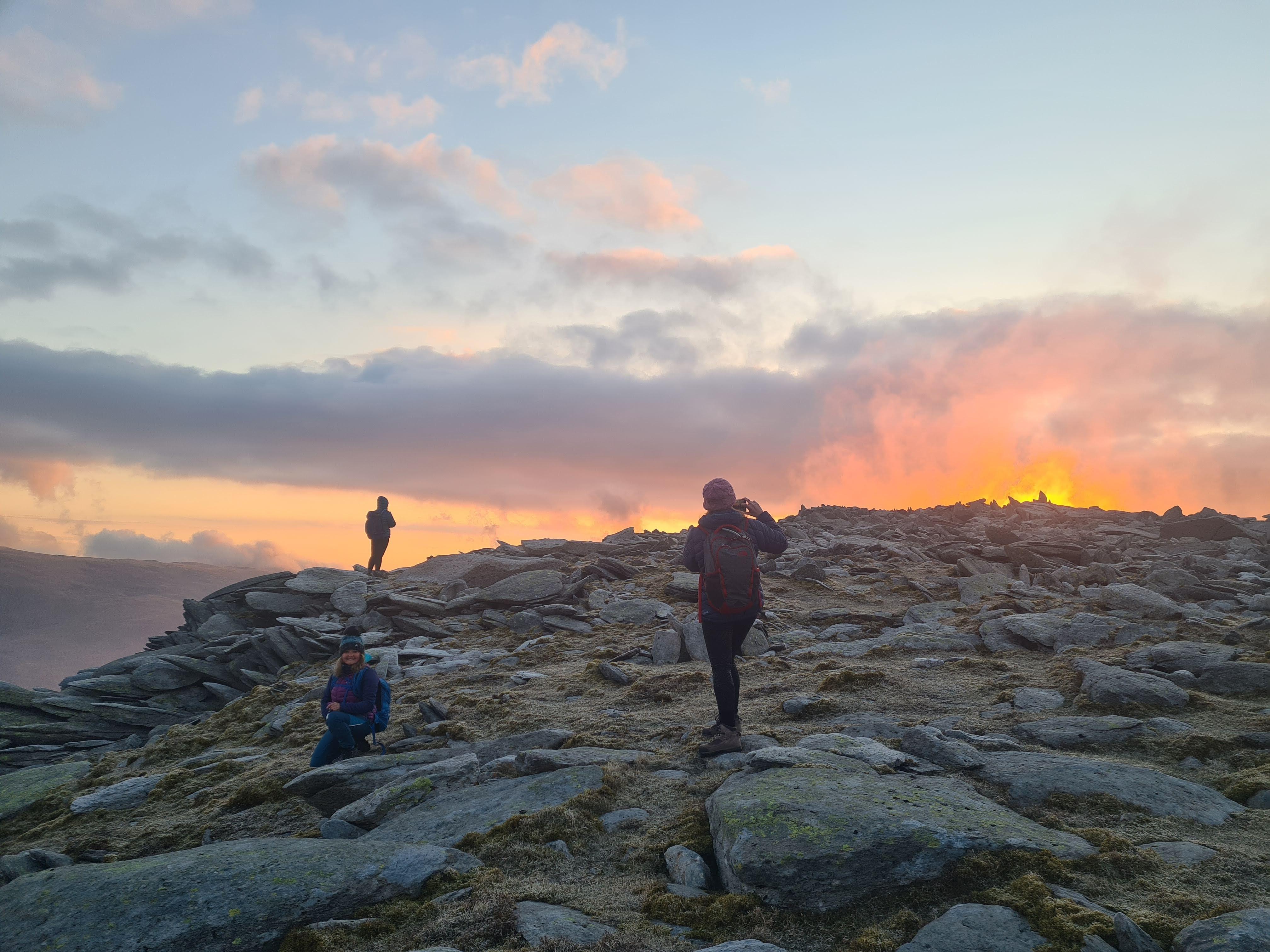 Summit Sunset/Sunrise Surprise