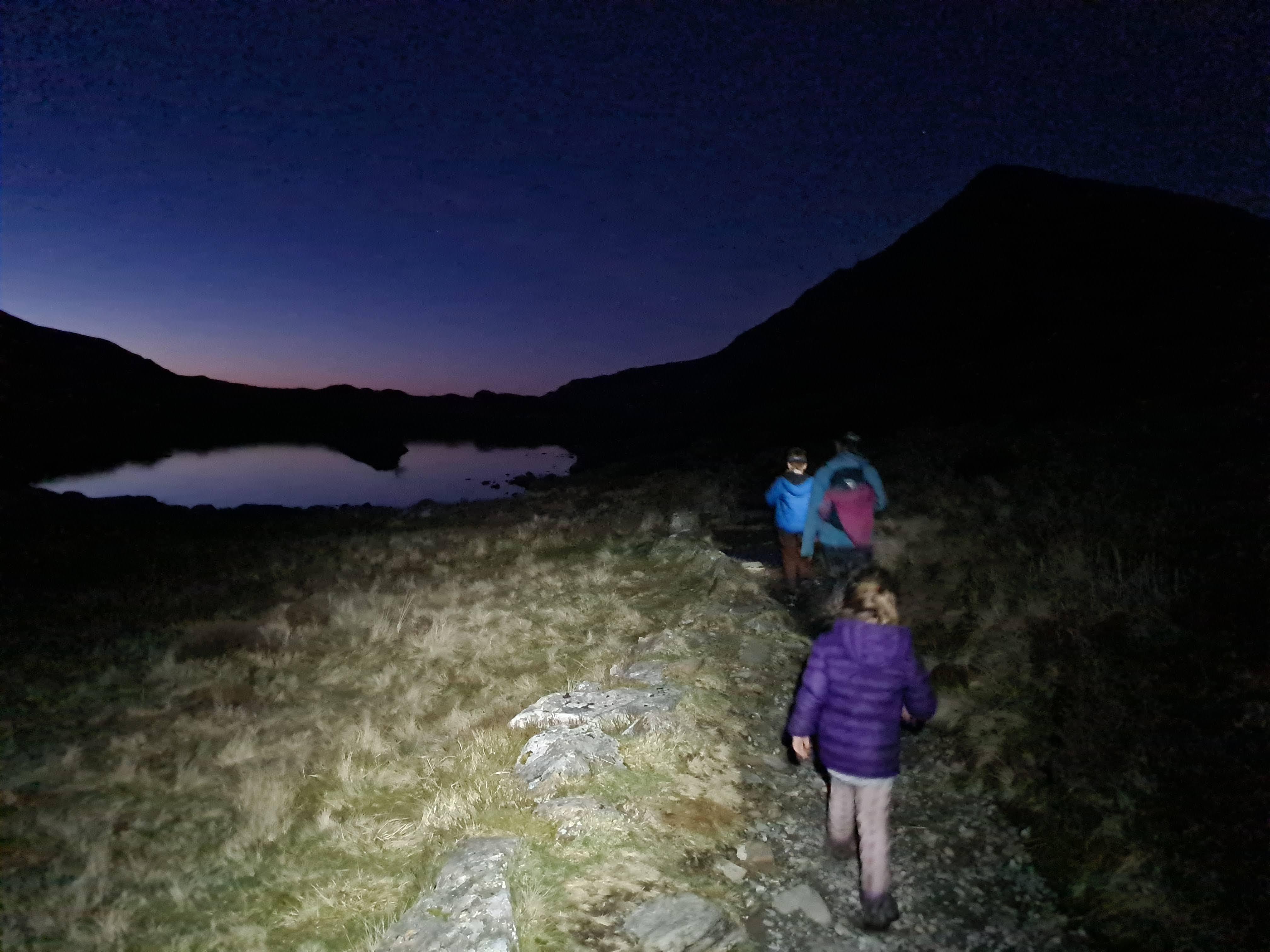 Night Navigation Skills Course