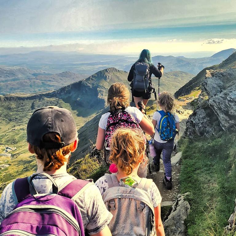 Family Mountain Adventure - Lake District