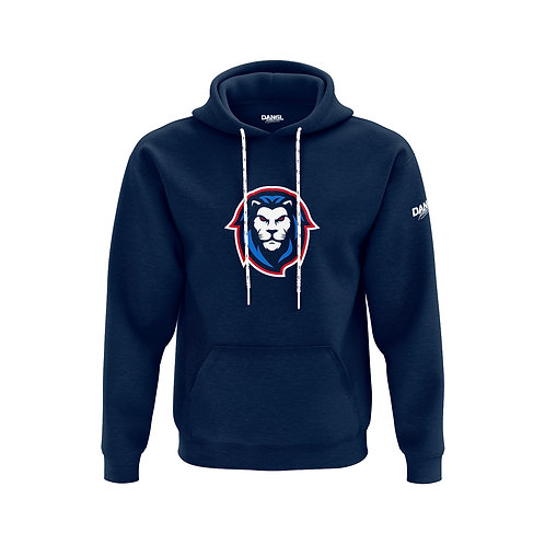 Navy BISHA GB Dangl hoodie