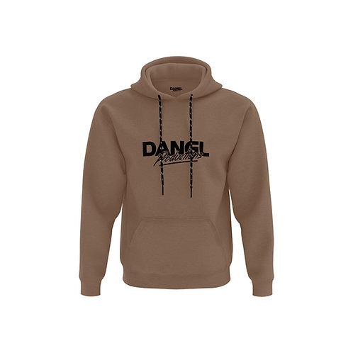 Dangl hoodie ROSE BEIGE