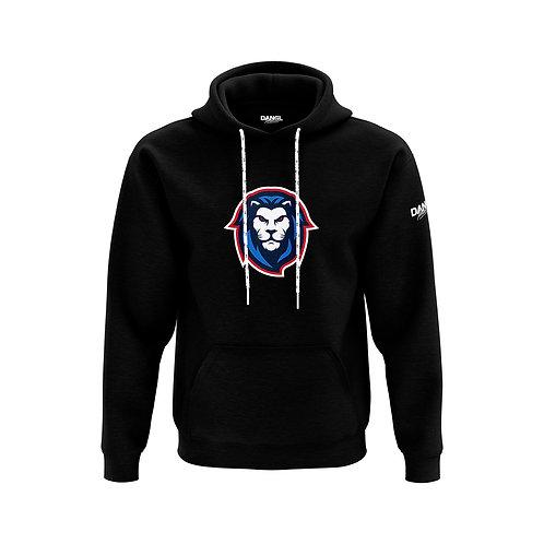 Black BISHA GB Dangl hoodie