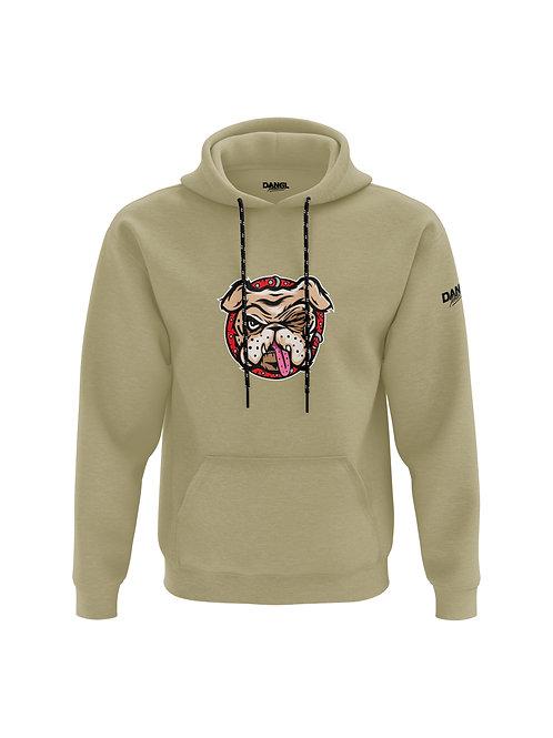 Mutts tan hoodie