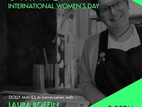 International Women's Day with Molly Davies.