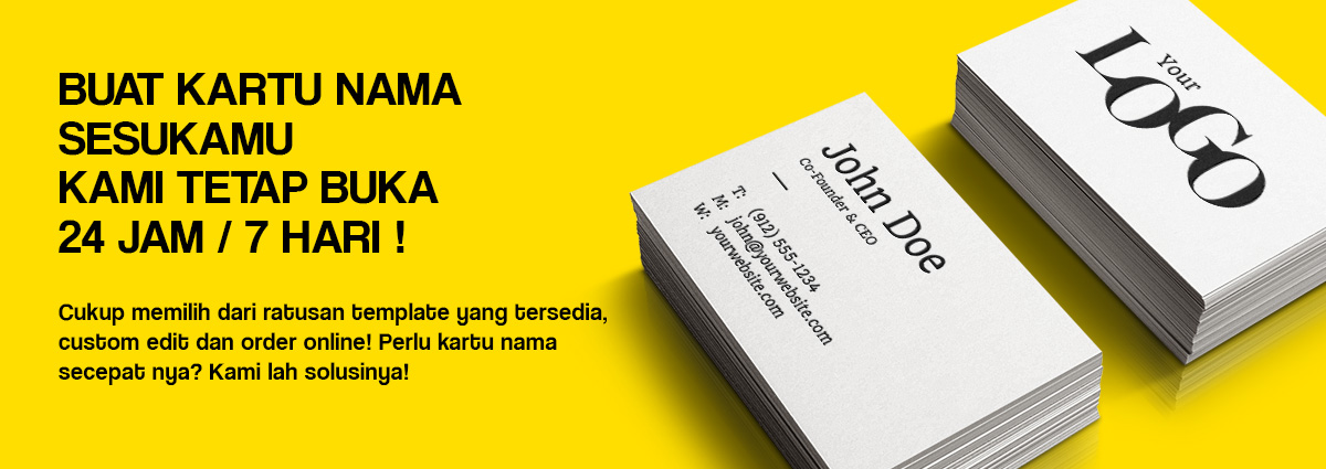 Specialist Business Card