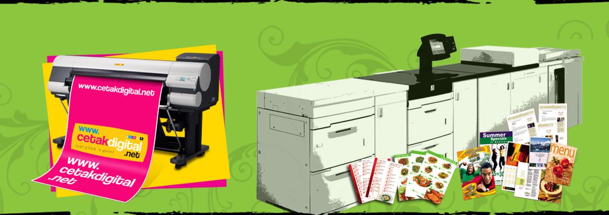 Mesin Digital Printing Terbaru