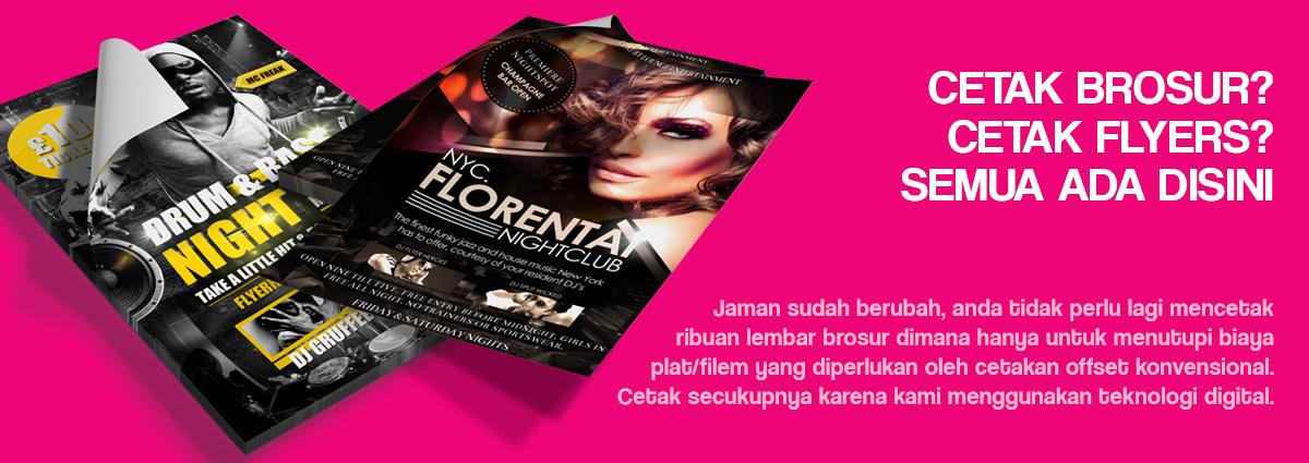 Brochure Leaflet