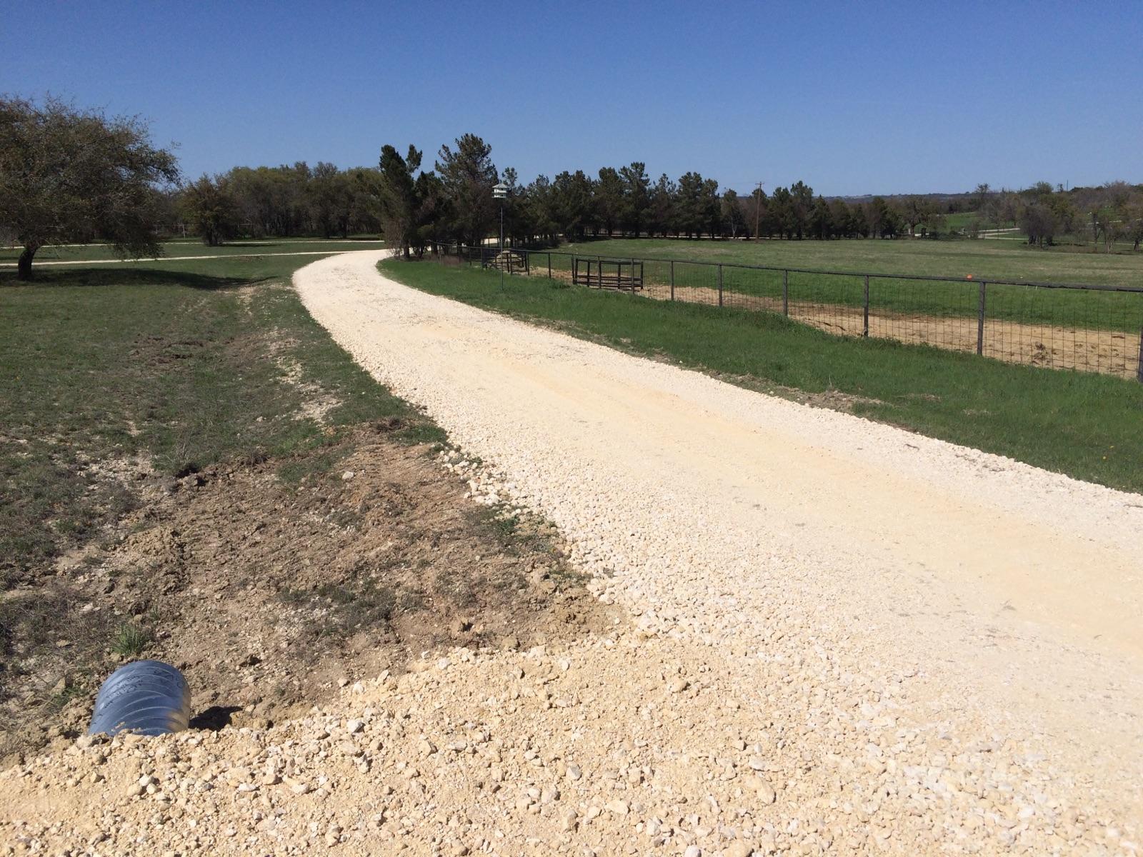Road Repair and Culvert Installation