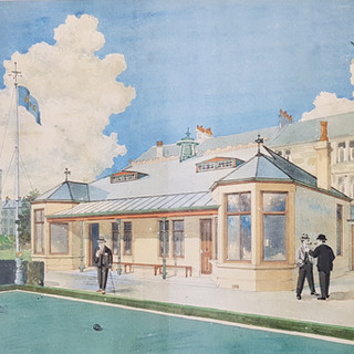 Kingston Bowling Club in the past
