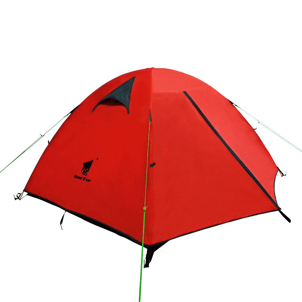 innovative design dfd22 f3c07 GeerTop Toproad Ⅲ 3 Person 3 Season Backpacking Camping Tent