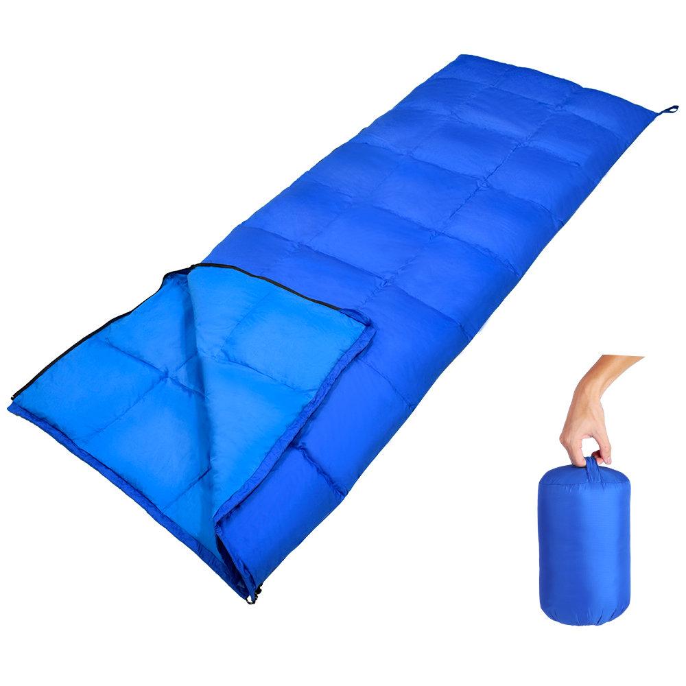 Geertop Lightweight Comfort Down Sleeping Bag With Portable Stuff Sack