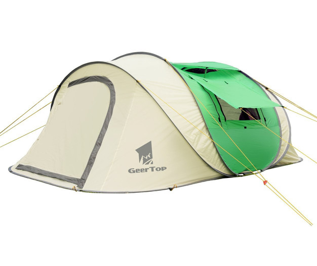 Pop Up Tent-How to Take Down and Stow