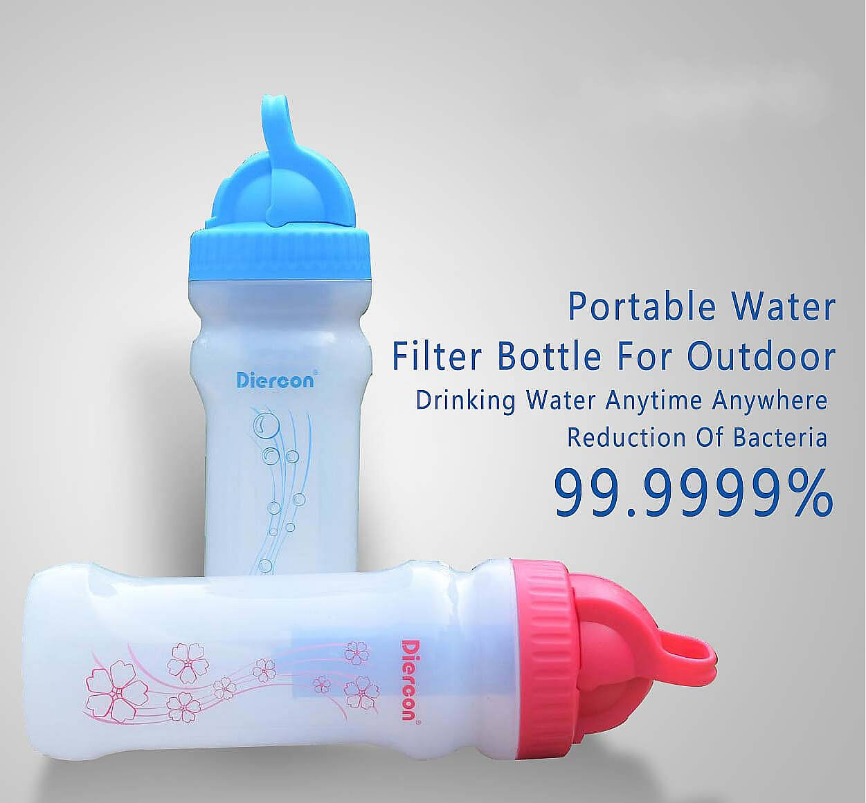removable filters both of two filters can be replaced the replacement filters can be bought on amazon food grade material amazing sports filter bottle