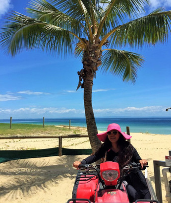 Quad Biking Tangalooma