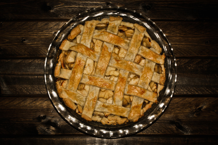 Haley's Homemade Apple Pie