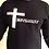 Thumbnail: Testimony Crewneck - White Type - Various Colors