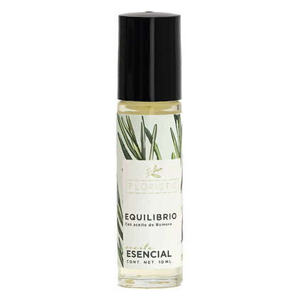 Aceite roll on Equilibrio