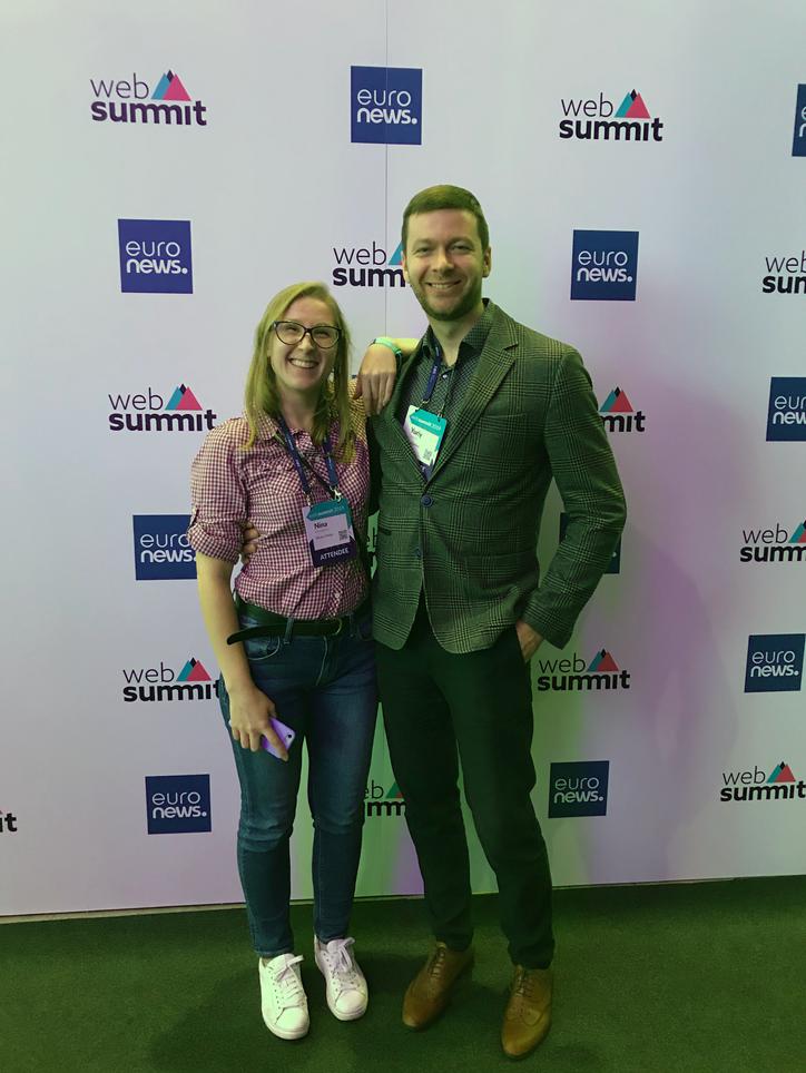Web Summit 2019, Lisbon