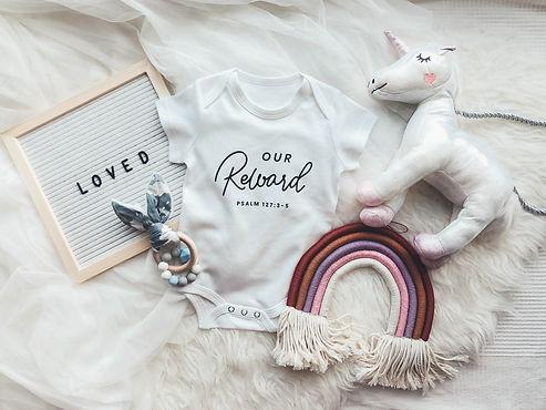 Our reward christian baby clothes singapore