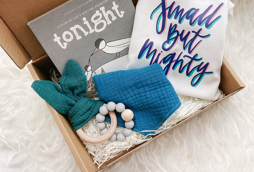 Our Mighty Little One Gift Set