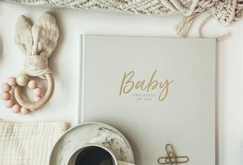 Baby Milestone Journal