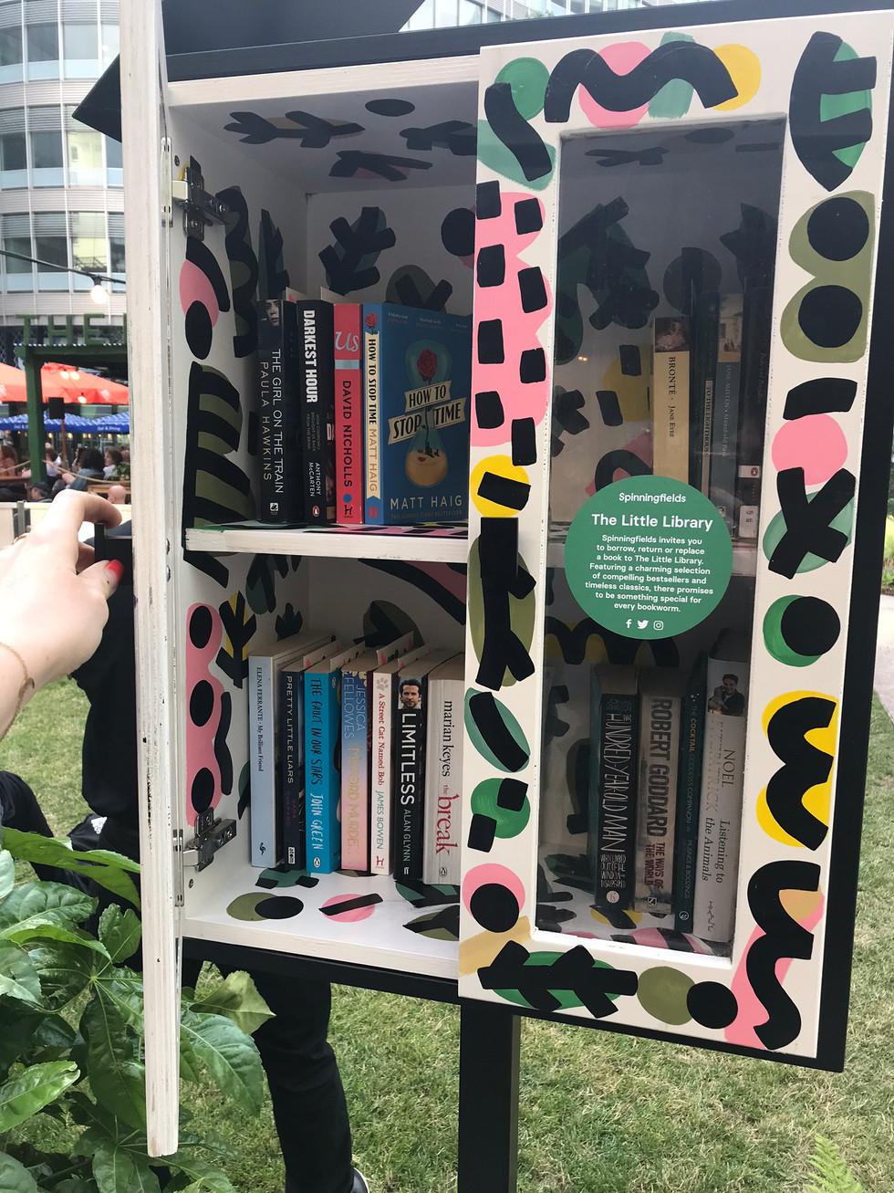 Library box