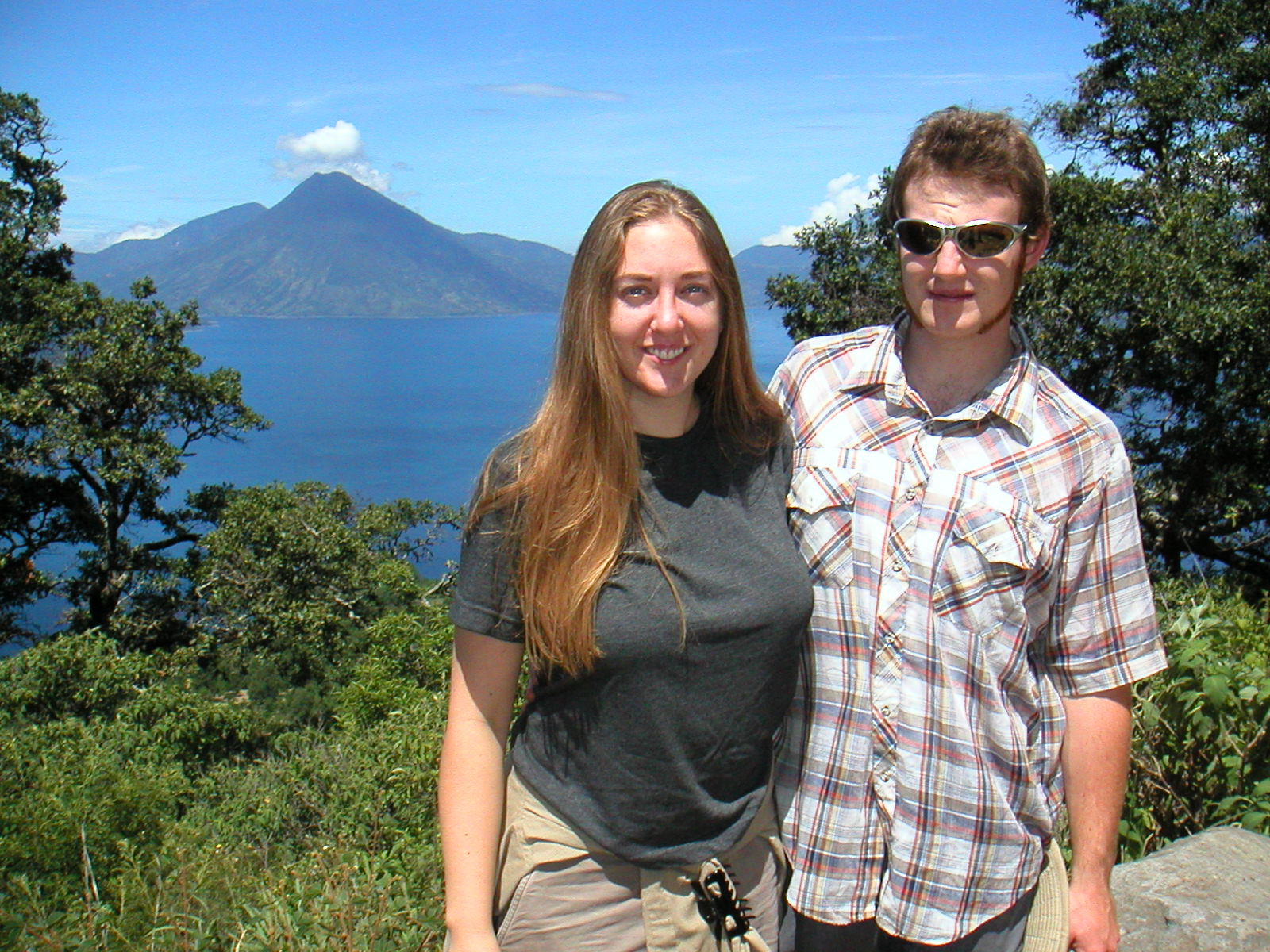 Shawn and Susie, Guatemala