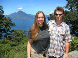 Shawn and Susie, Guatemala
