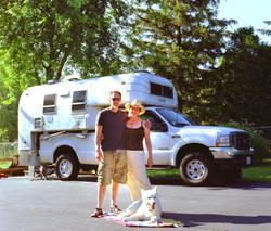 Leaving Wisconsin in 2003