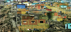 Lima shanty towns