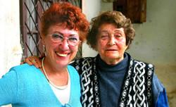 Margit & Tia Eva