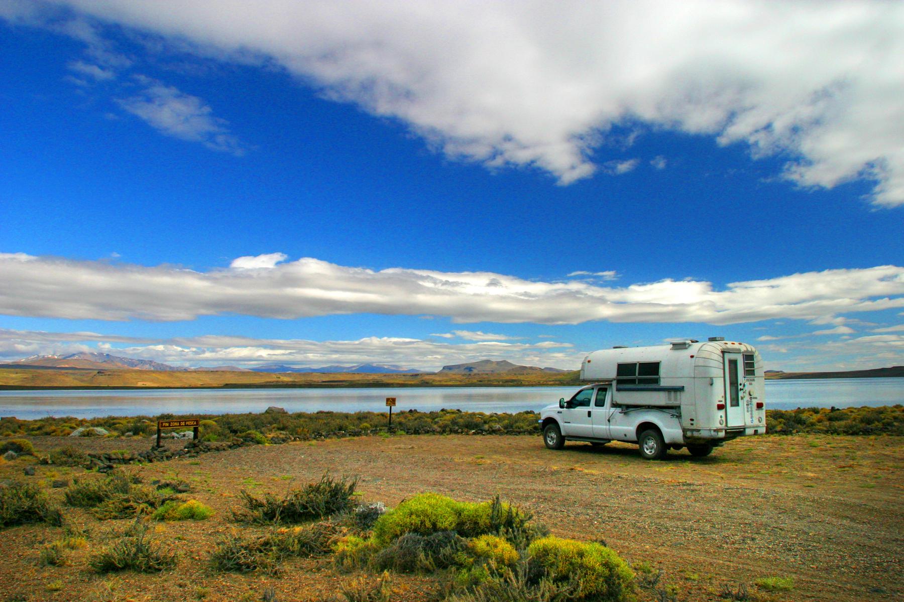 Laguna Blanca, Patagonia