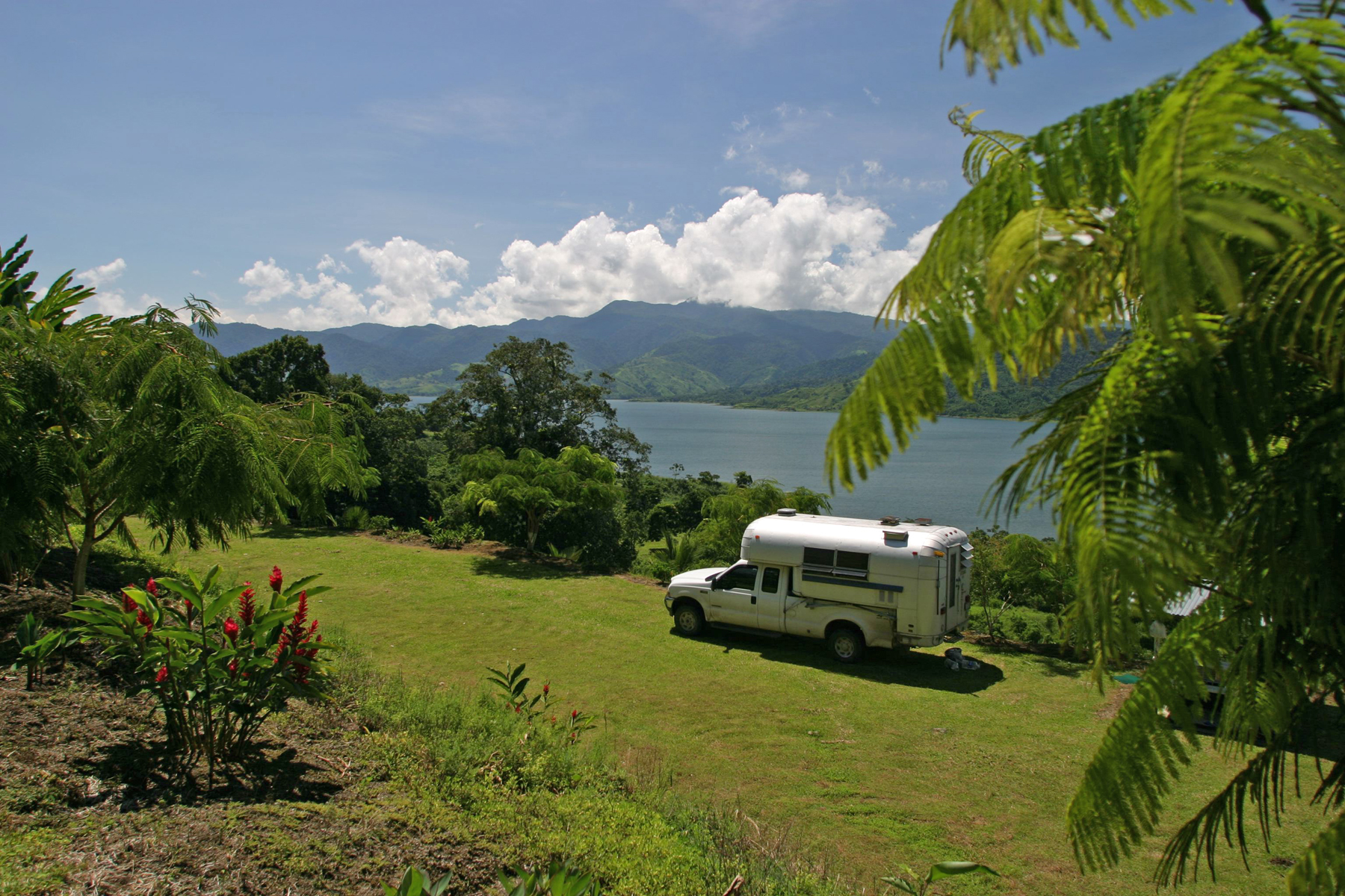 Costa Rica, the perfect camping spot