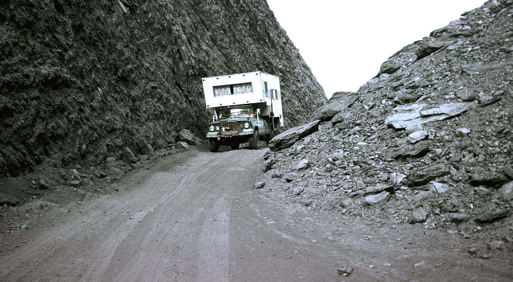 Pan American Hwy, Peru