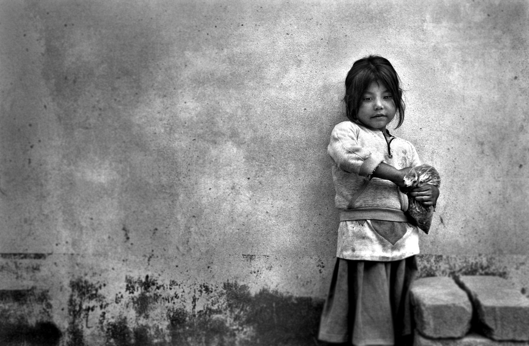 Street portraits, Mexico