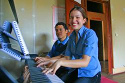Nicaragua's National Music School