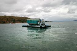 Lake Titicaca ferry